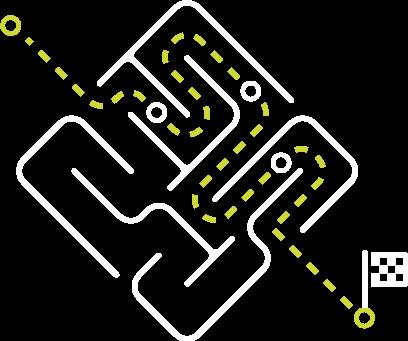 Large Maze Illustration